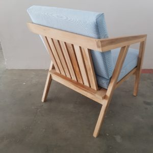 Teakwood Armchair Outdoor